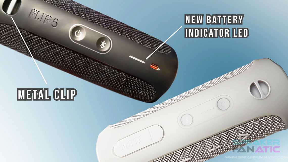 JBL Flip 5 is finally here  Let's see what are the improvements