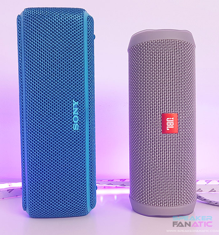 JBL Flip 4 vs Sony SRS-XB21 - Which one is the better outdoor