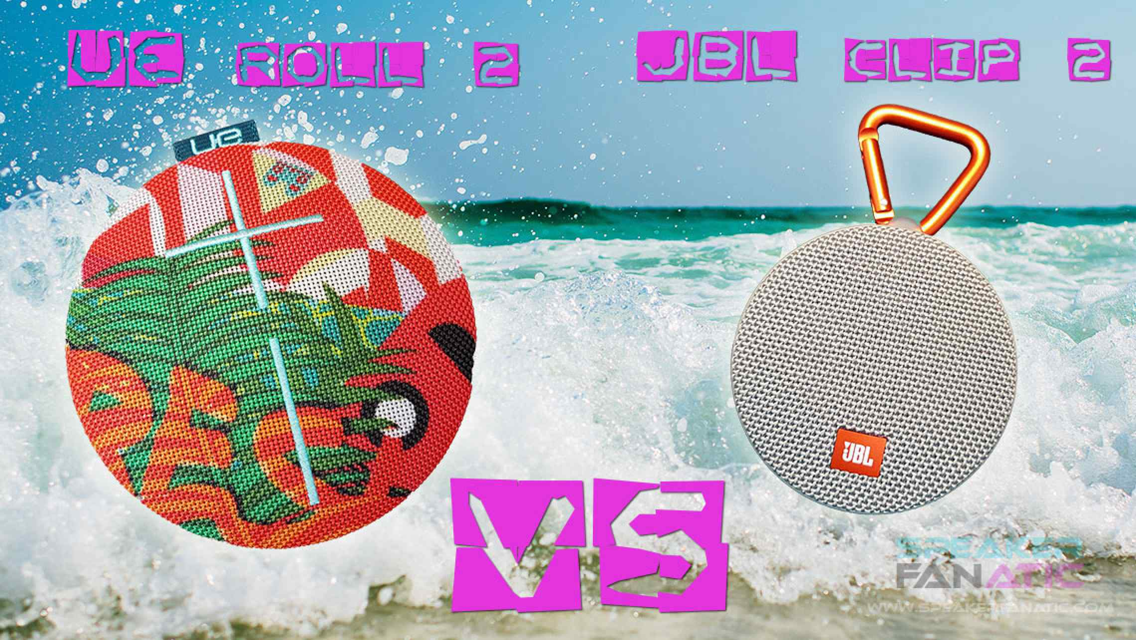 Ue Roll 2 Vs Jbl Clip The Big Comparison Speakerfanatic Bluetooth Speaker Grey If You Want A Which Is Ultra Portable Waterproof And Under 100 Obvious Choice Can Be One Of Speakers Two Popular