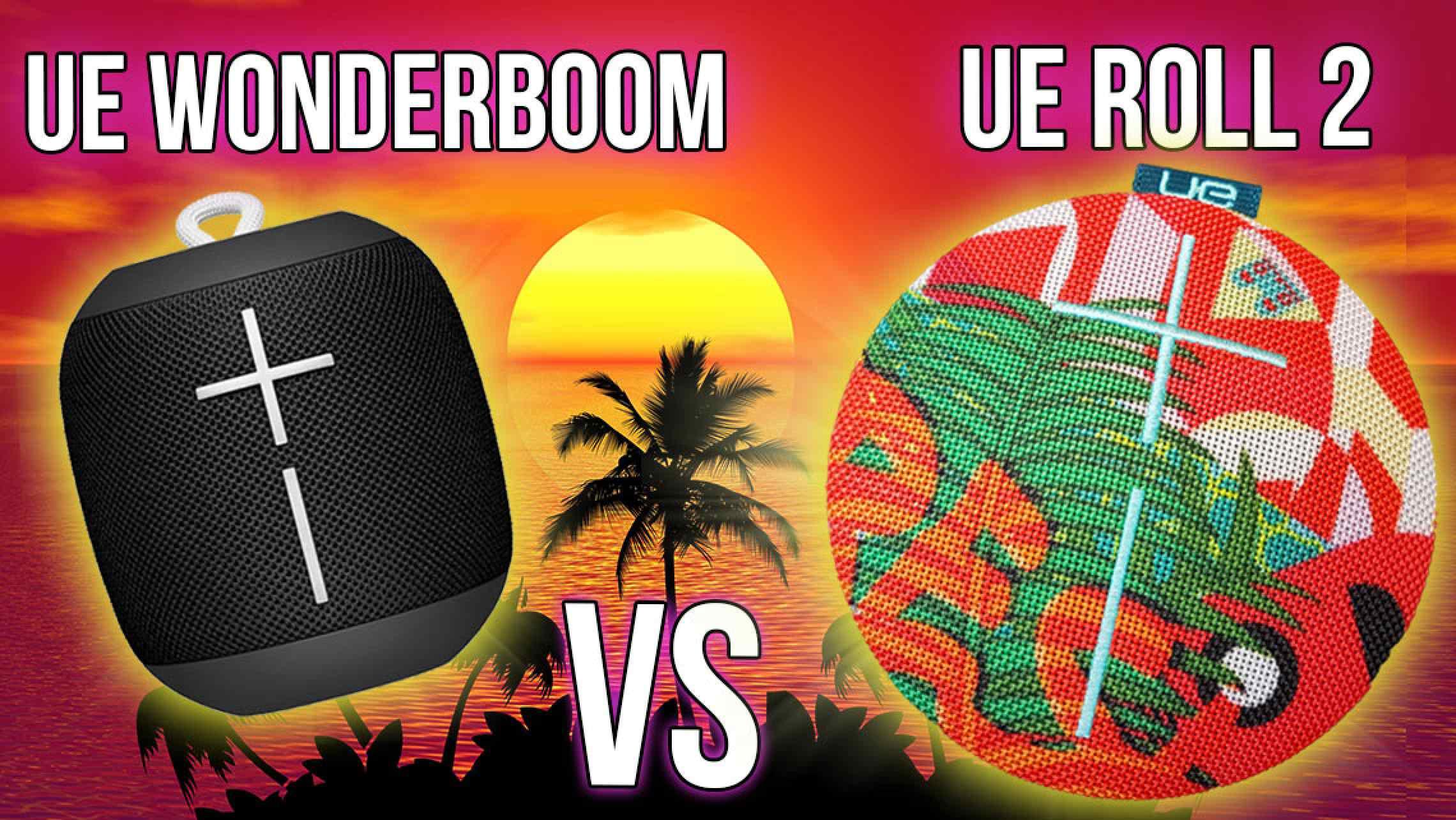 UE Wonderboom vs UE Roll 2 - Which one to choose? | SpeakerFanatic