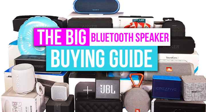 Big Bluetooth Speaker Buying Guide