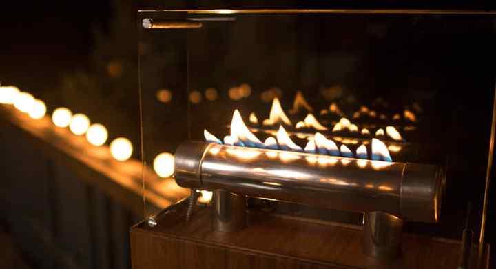Fireside Audiobox Front