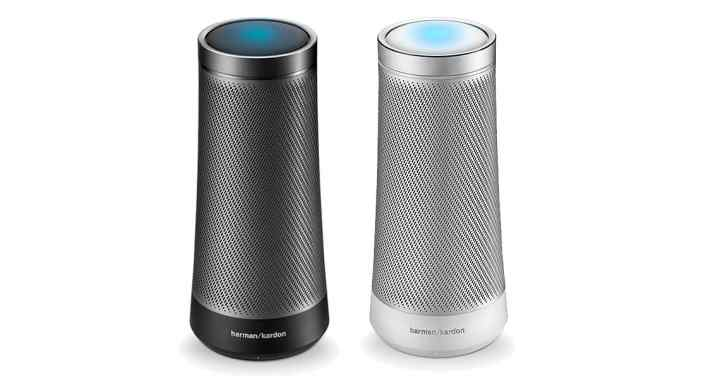 Harman Kardon Invoke Black Silver
