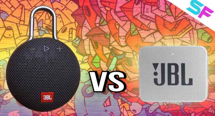 JBL Clip 3 vs JBL Go 2 Comparison