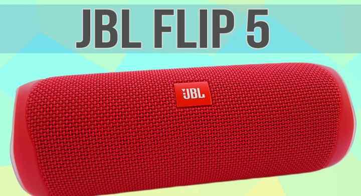 JBL Flip 5 Review Headline