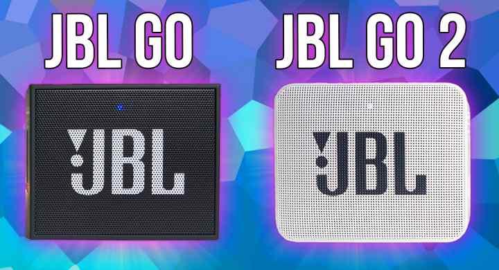 JBL Go vs JBL Go 2