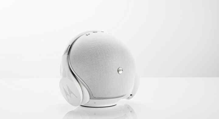 Motorola Sphere White Front